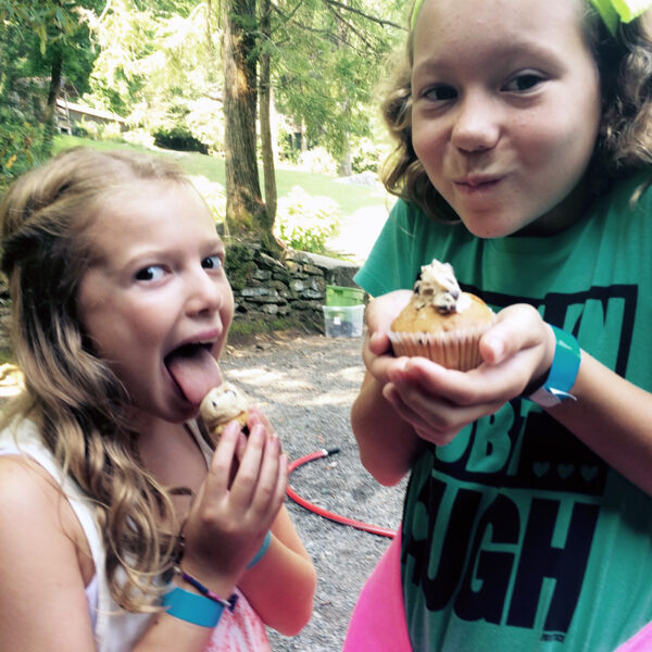 Camp Kids Love Muffins