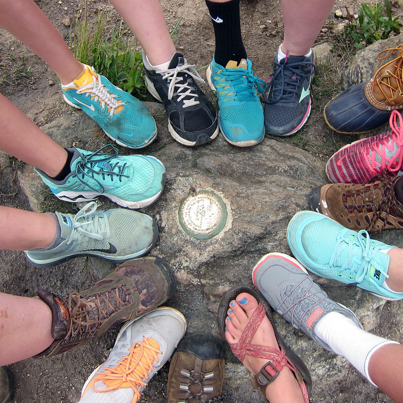 Forest Marker Shoes