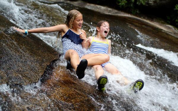 Sliding Rock Summer Camp