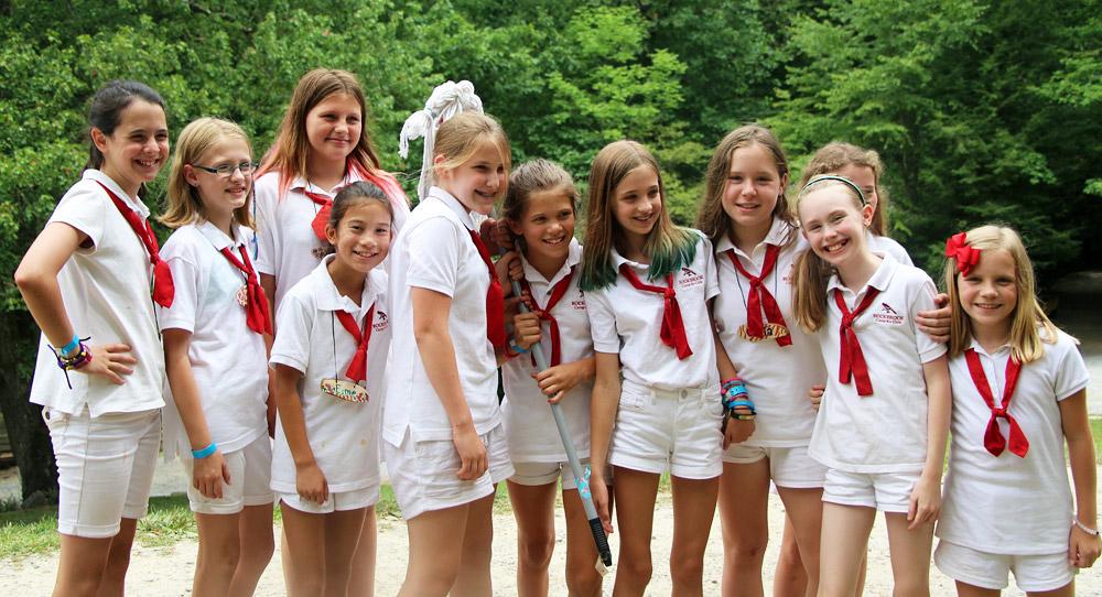 Winning Camp Girls Cabin