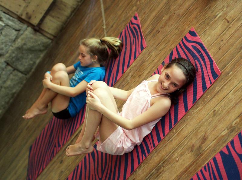 Camp Yoga Kids