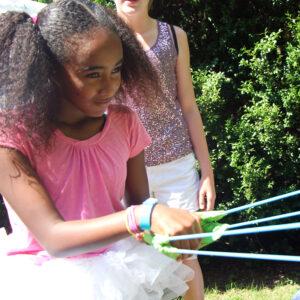 water balloon catapult