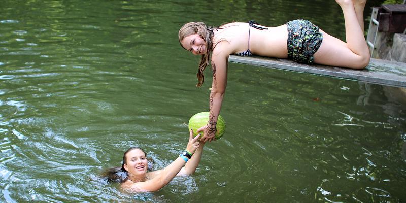 Watermelon Lake Game
