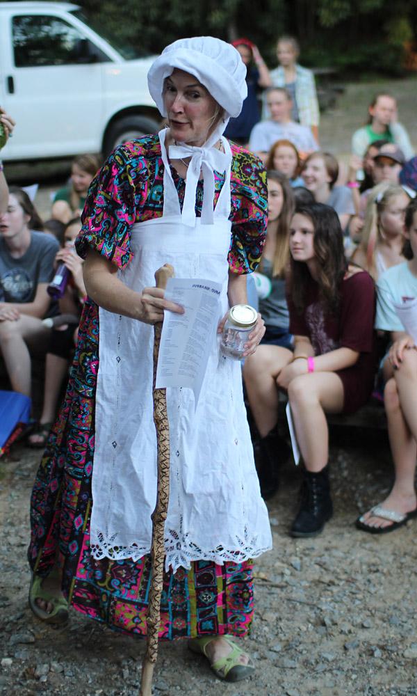 Camp Director Costume