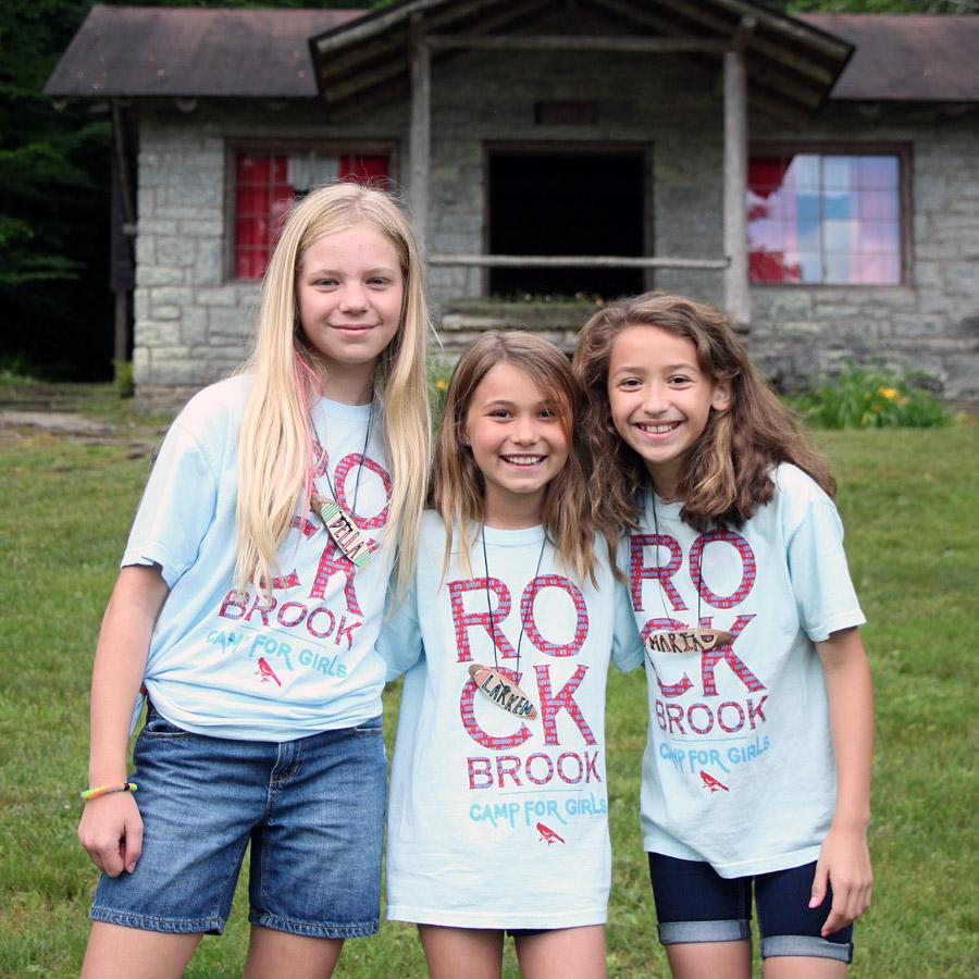 Camp Friends Return