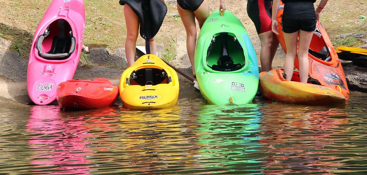 Camp Kayaks