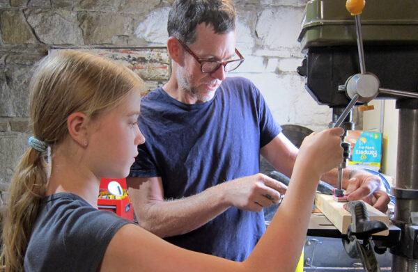 George Peterson Workshop