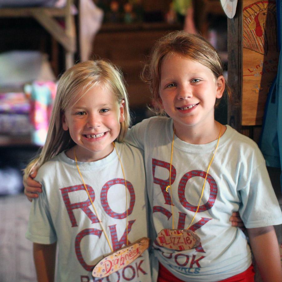 Rockbrook Kids Arrive