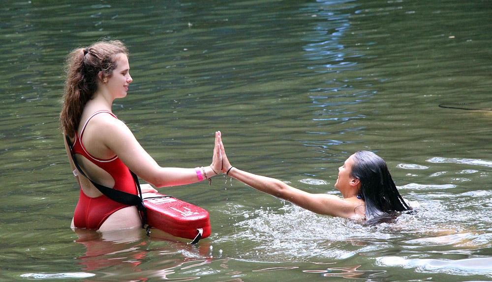 lifeguard Swim Test