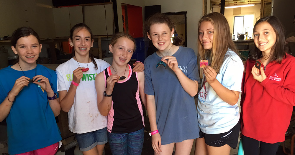 Girls Woodworking results