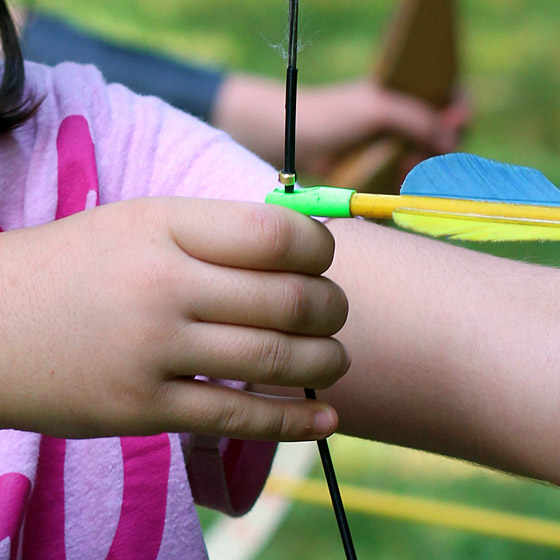 Archery Hands