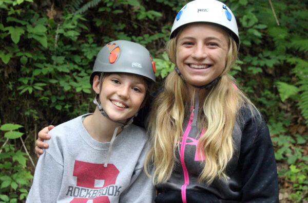 Camp Girl Friends