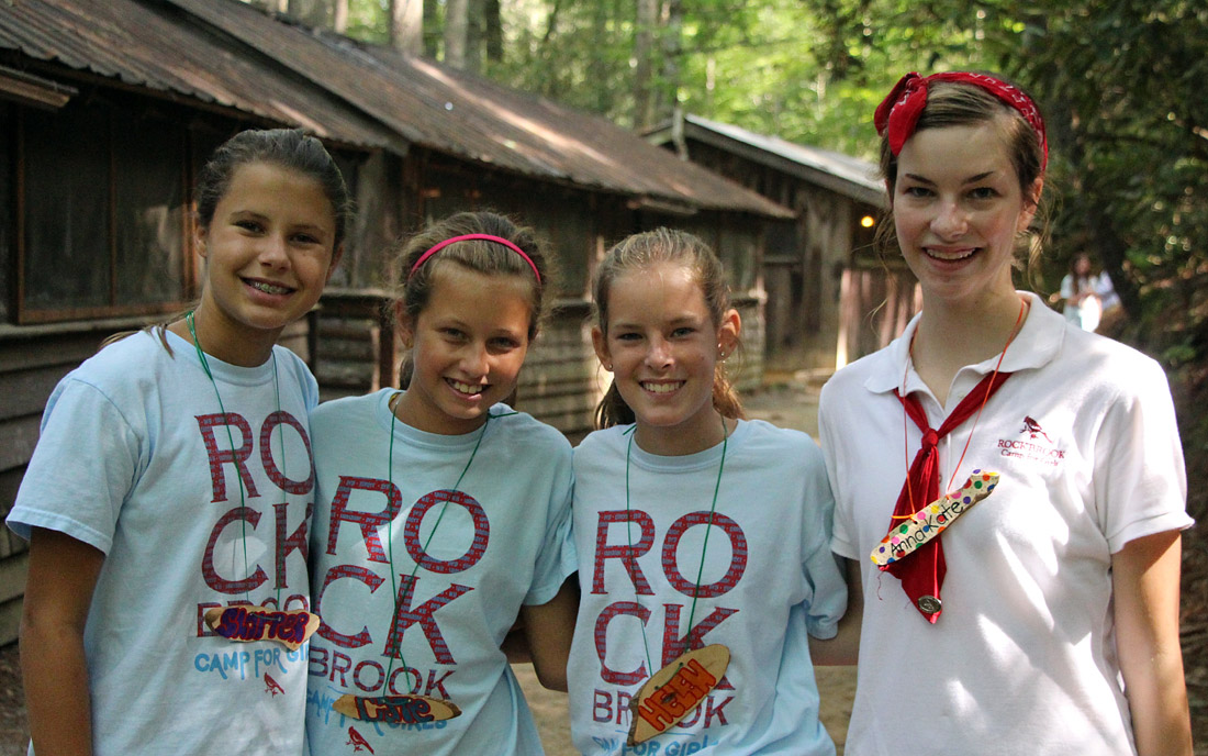 camp girl group cabin