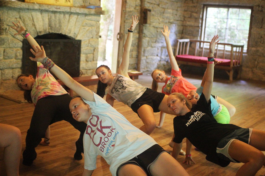 Dance Camp Class