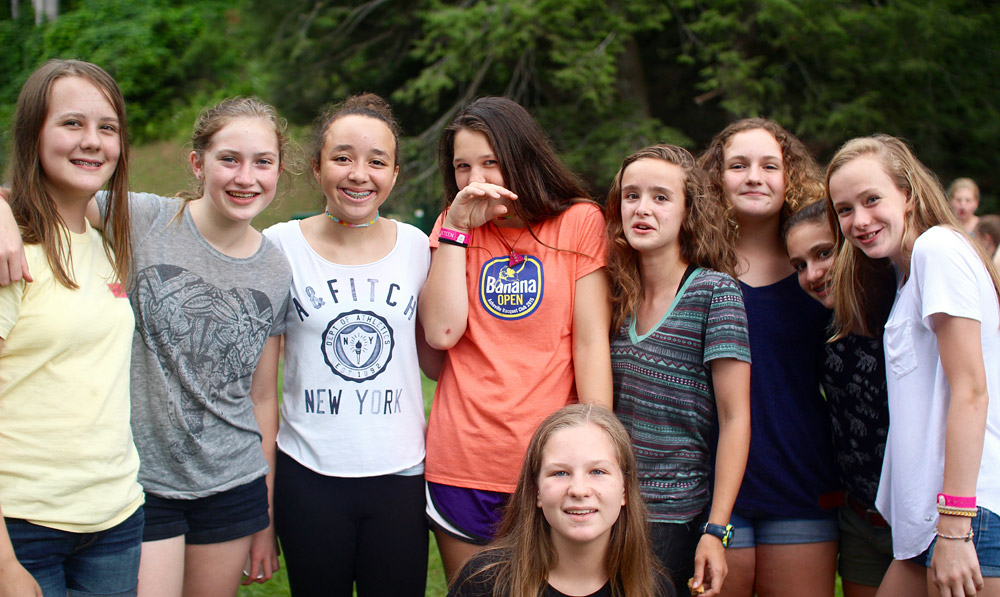 Girls Camp Dancer