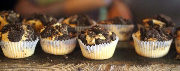 muffins at camp rockbrook