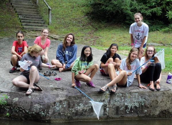 Camp Nature Girls