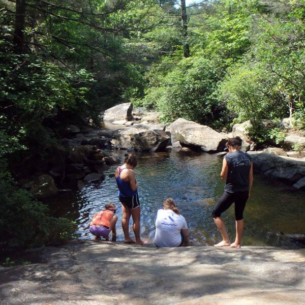 Outdoor Swimming Hole