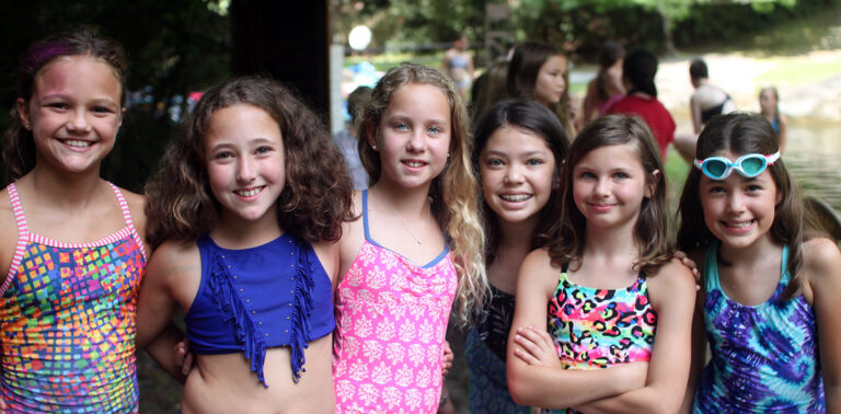 Double teen girls summer camps the