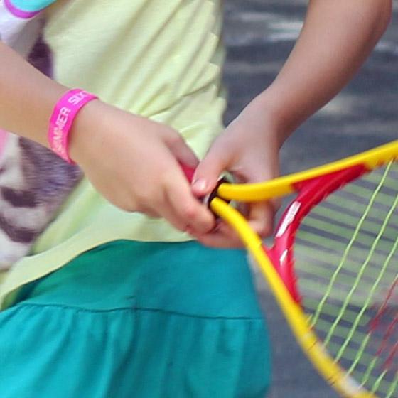 Tennis Hands