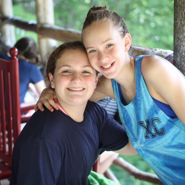 Two Camp Friends