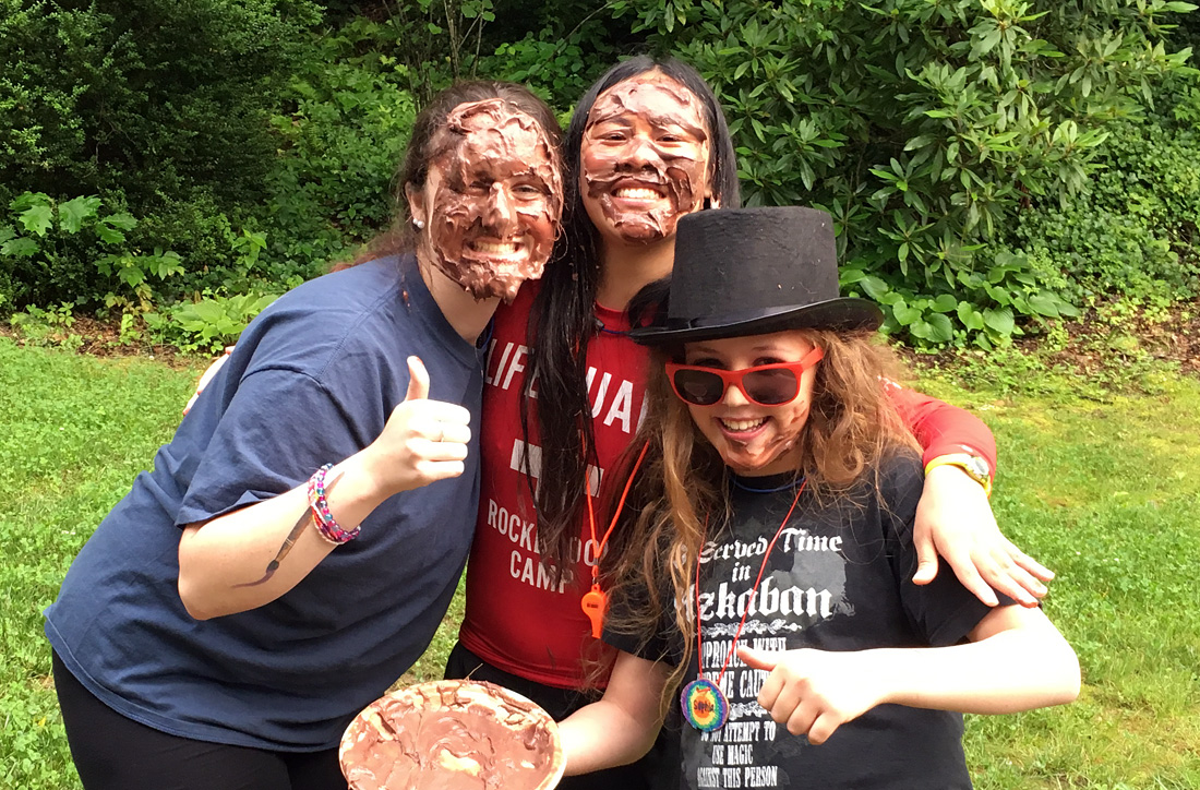 After Pie in Face