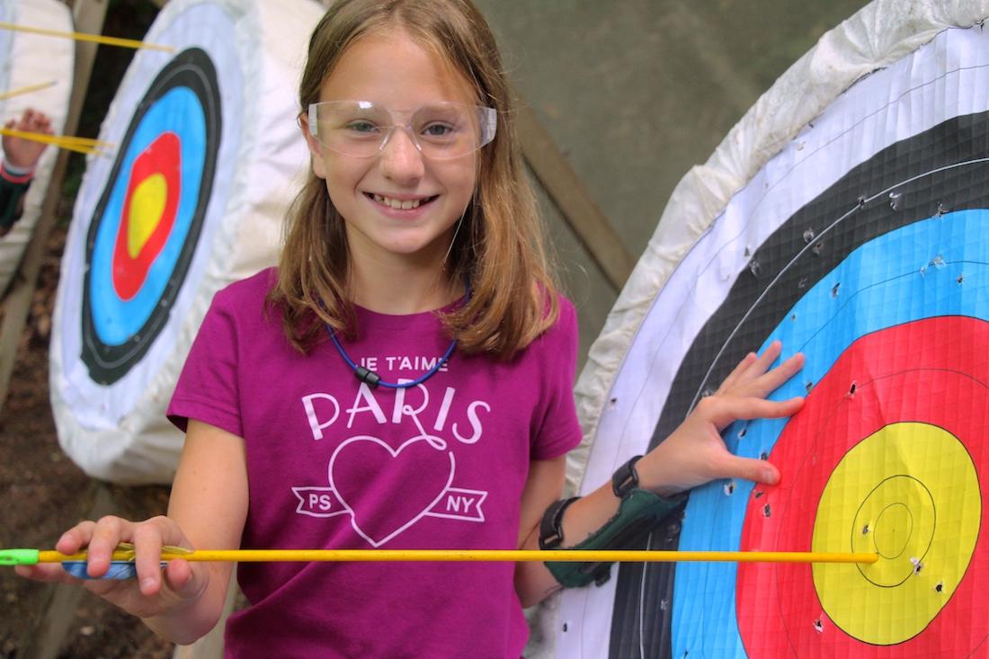 Camp Archer Girl