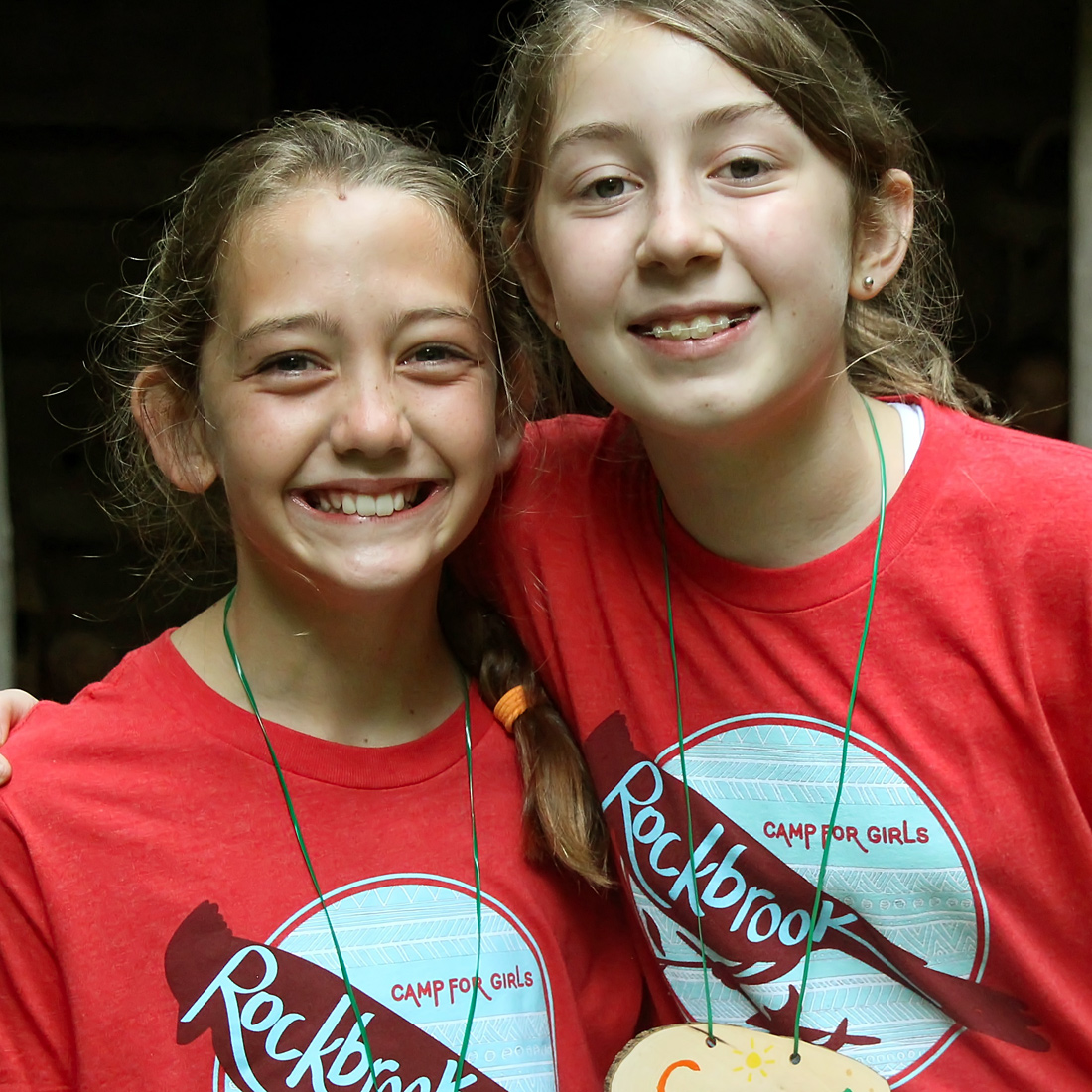 Rockbrook Camp Buddies