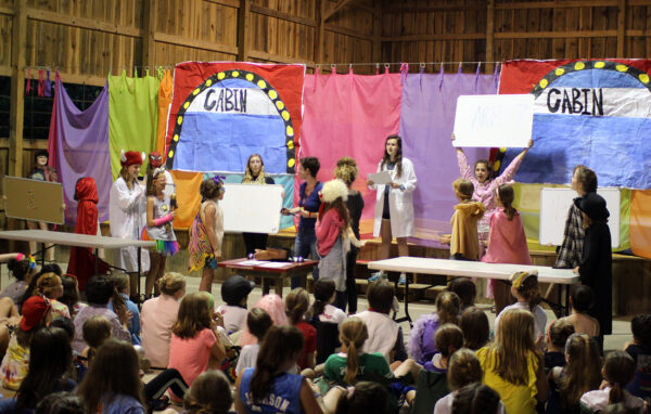 Summer Camp Game Show