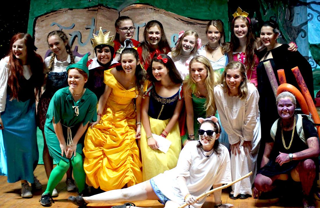 fairy-tale-castjames-giant-peachclosing-camp-firecamp-girls-uniforms