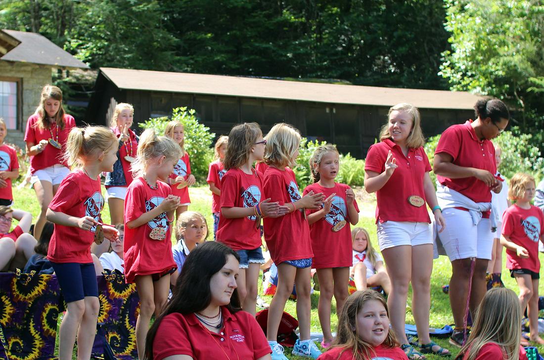 Assembly Fun kids