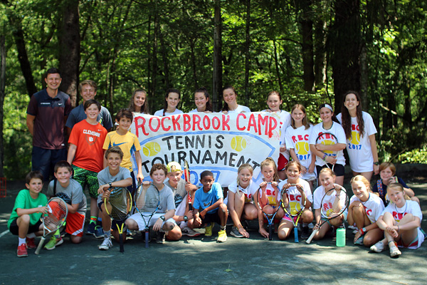 Camp Tennis Tournament