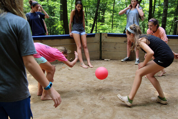 gaga ball game kids