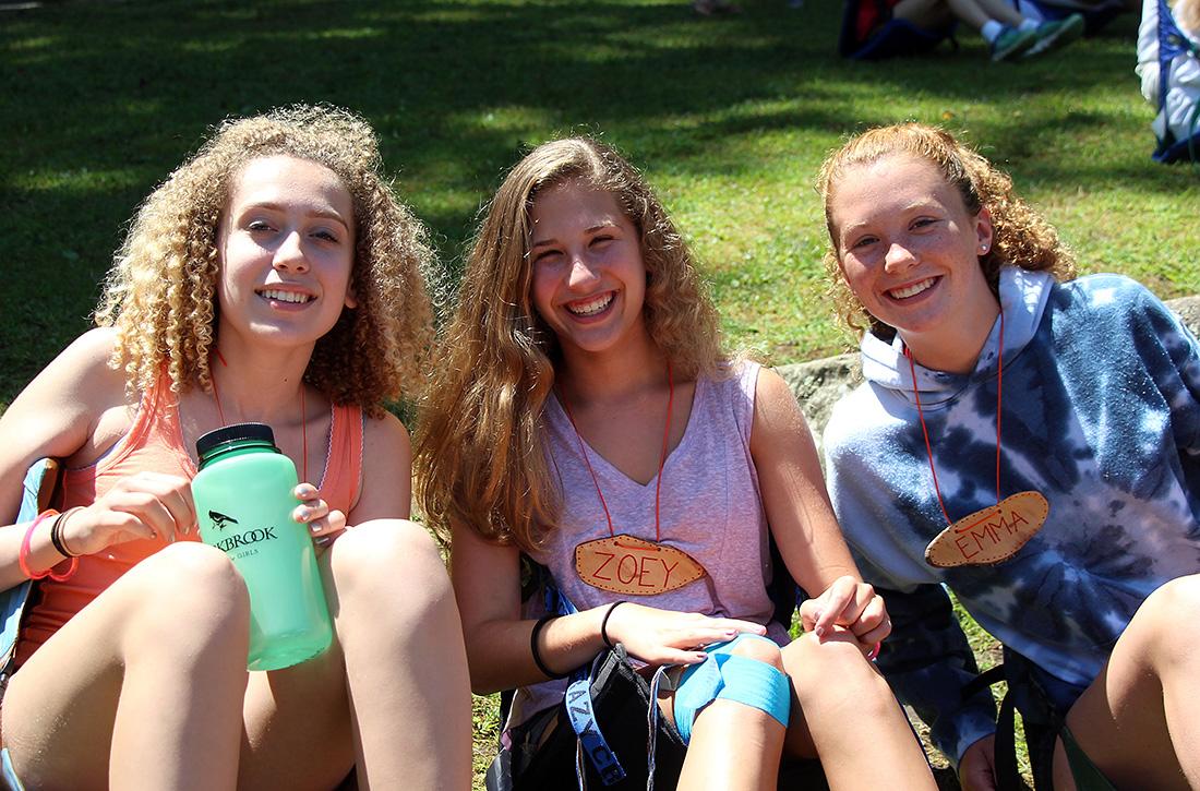 Girls summer camp sweatshirts hoodies