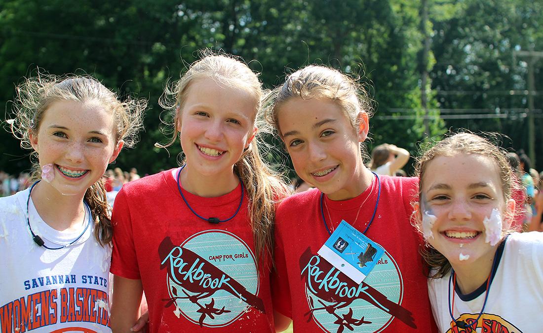 quick camp friends