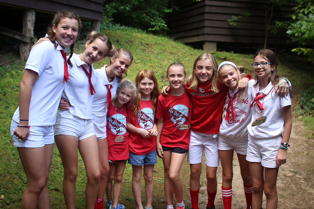 Rockbrook Summer Camp Girls