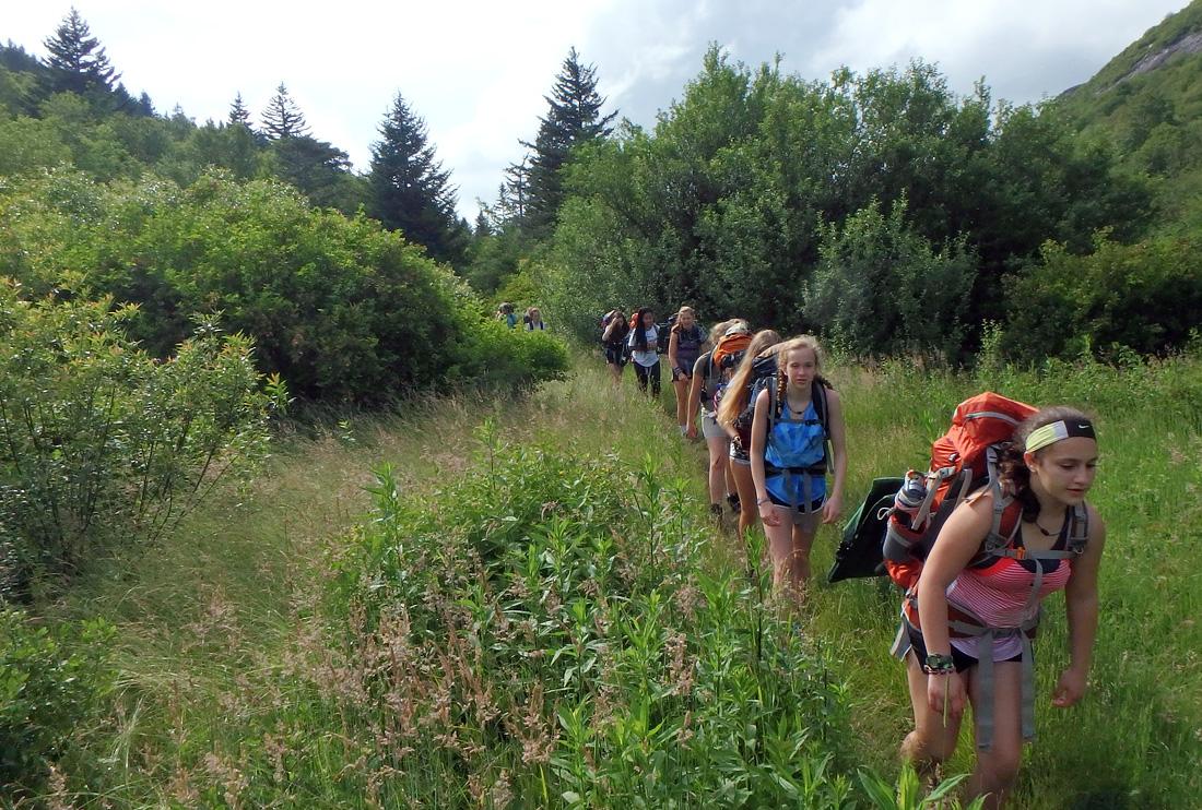 Teen Hiking 46
