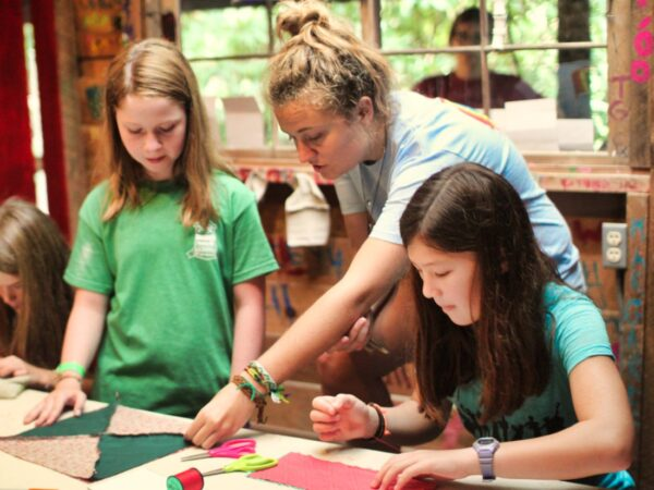 Folk Crafts Sewing Class