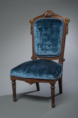 Restored Tom Thumb Chair