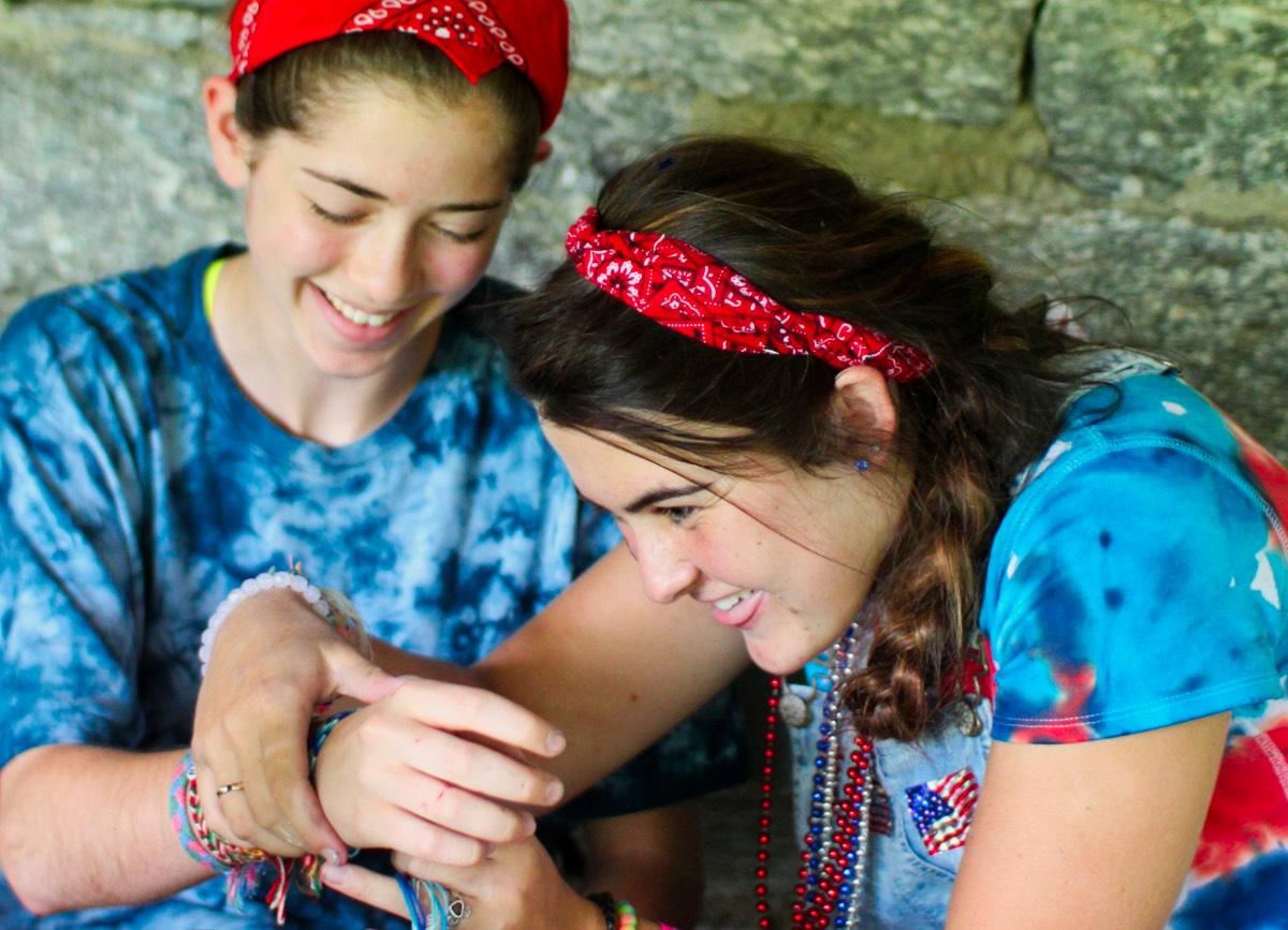 Friendship Bracelet Friends