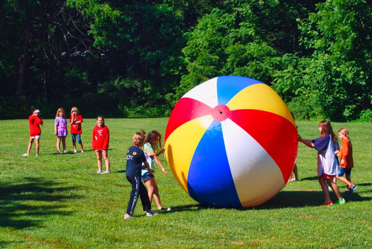 Kids Summer Camp Sports & Games | Rockbrook Camp for Girls