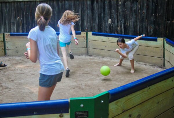 Gaga Ball Camp Fun