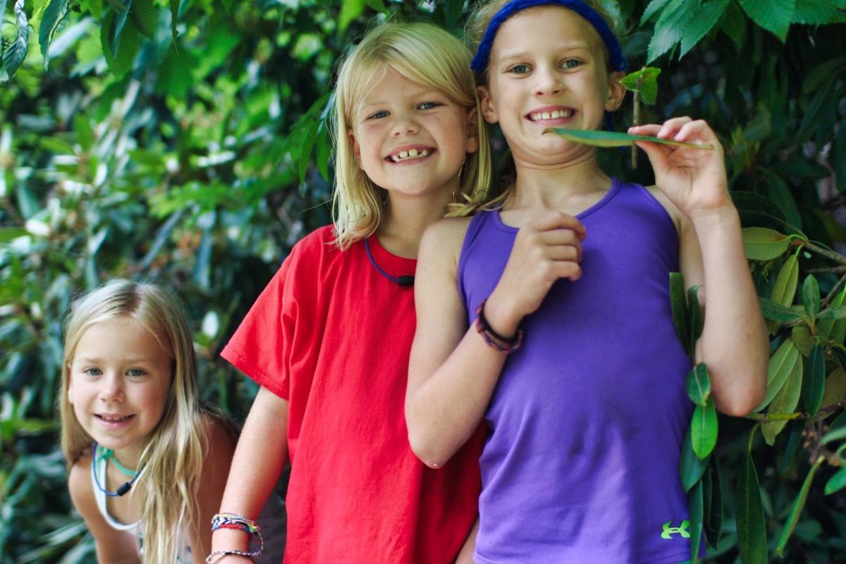 ht Summer Camp Girls