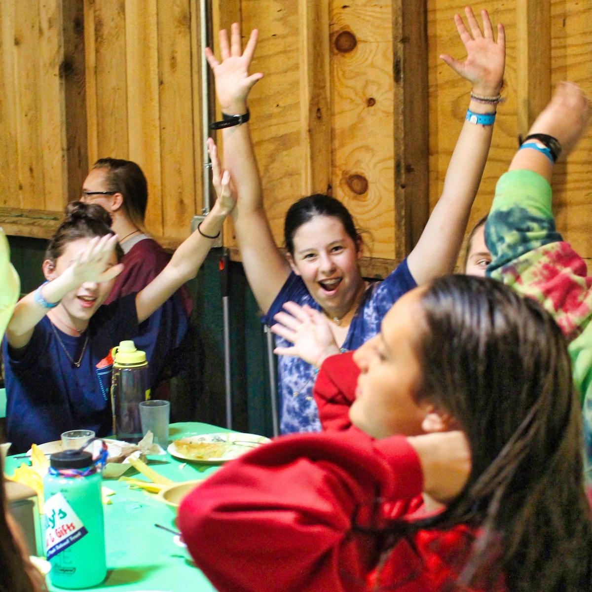Rockbrook girl fiesta fun