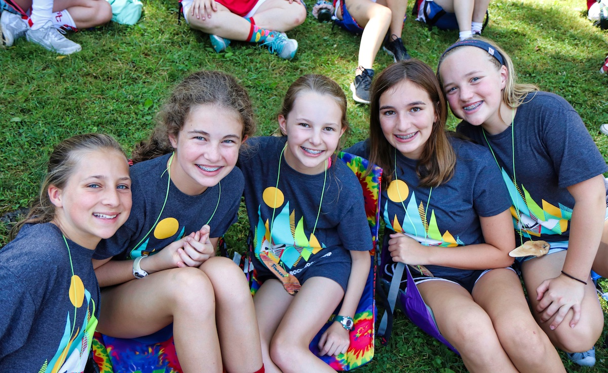 girls campers