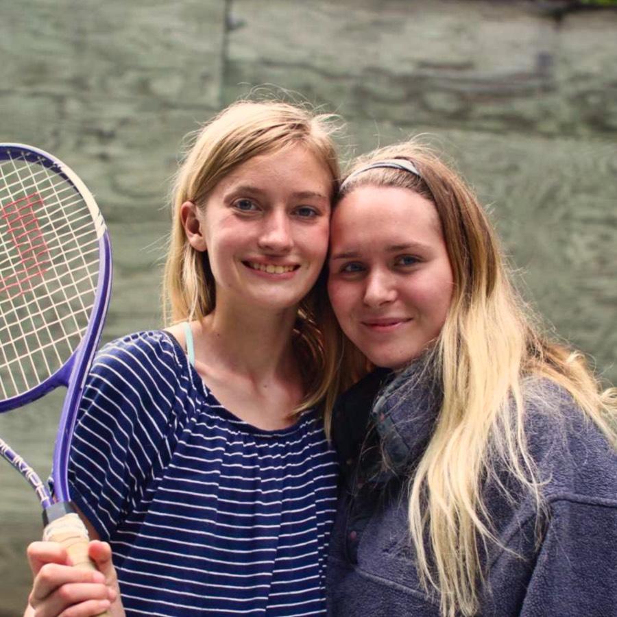 good camp friendship