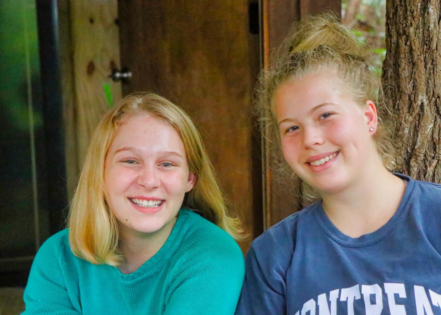 camp teen friends