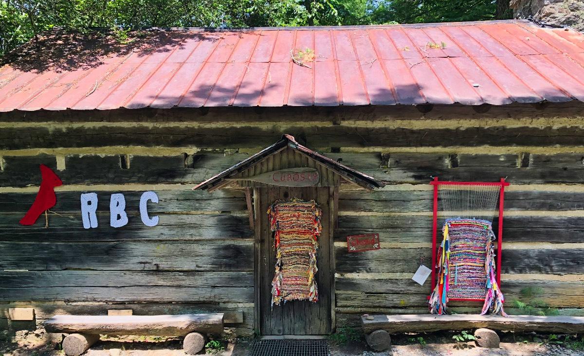 rockbrook camp curosty cabin
