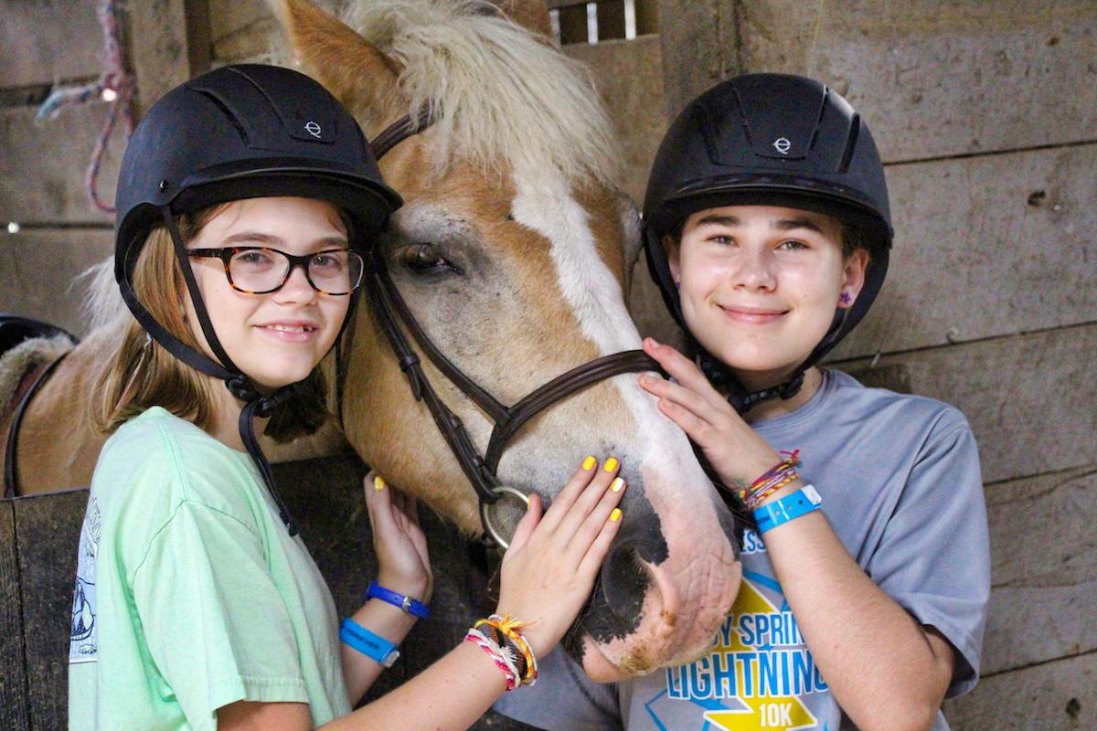 horse kids camp