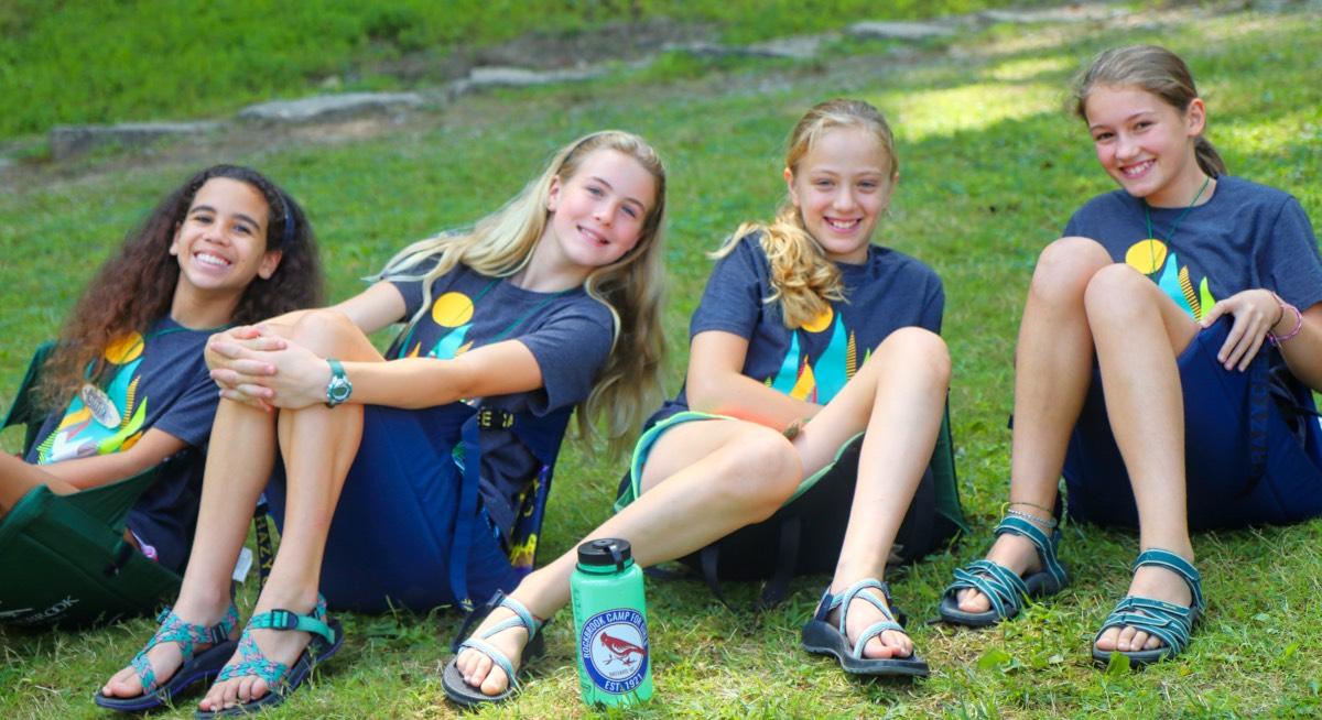 summer camp cabin mates